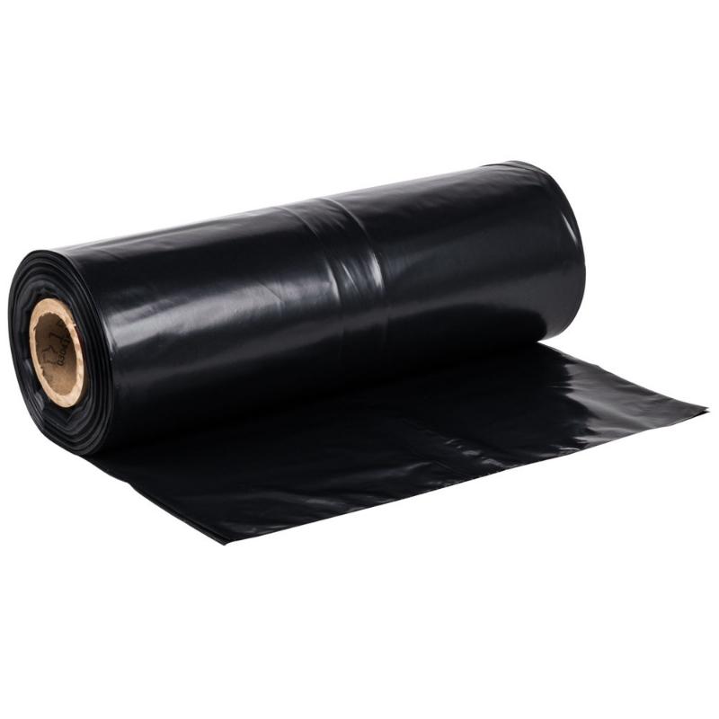 Vreča PE 40L črna 60x60 20/1