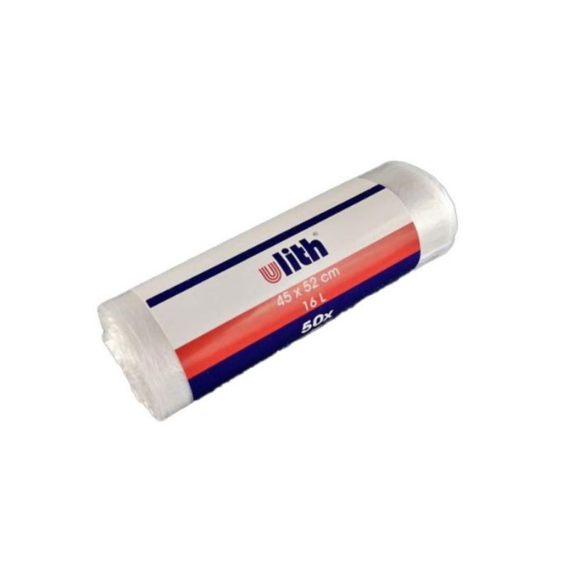 Vreča HD-PE 18L siva 50/1