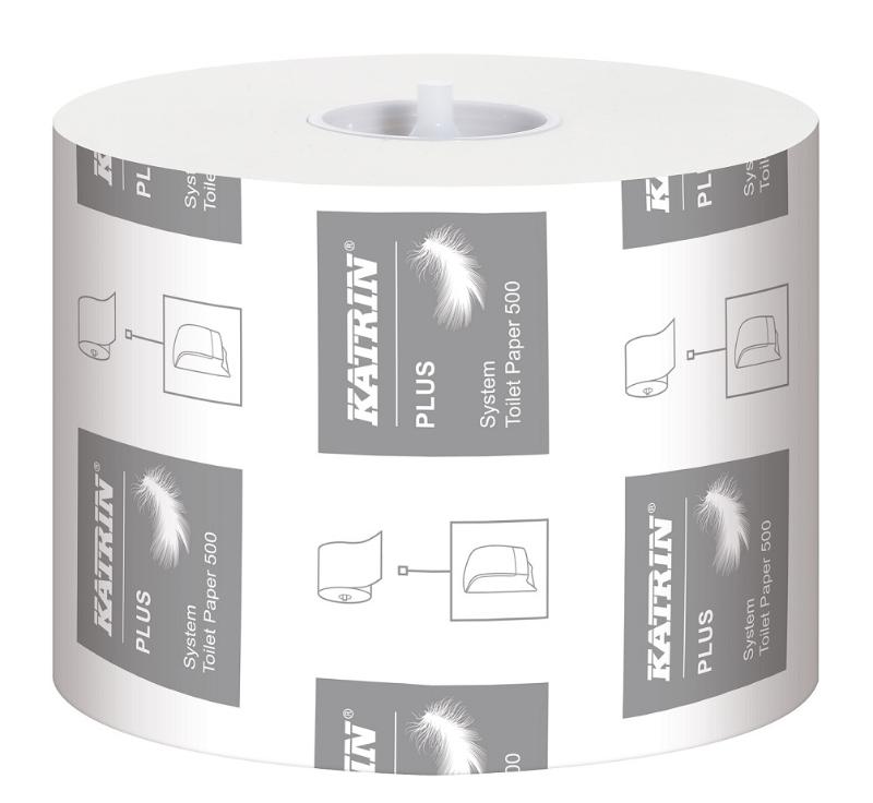 WC papir Katrin Plus 36/1 3 slojni