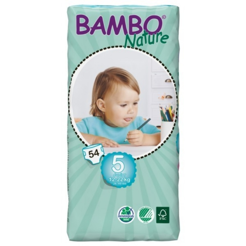 Plenice Bambo Nature 12-22kg  54/1