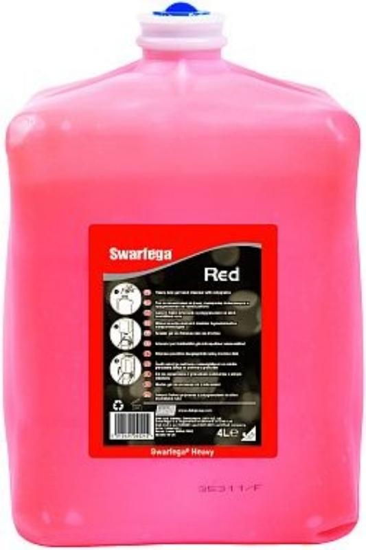 Deb Swarfega red 4L
