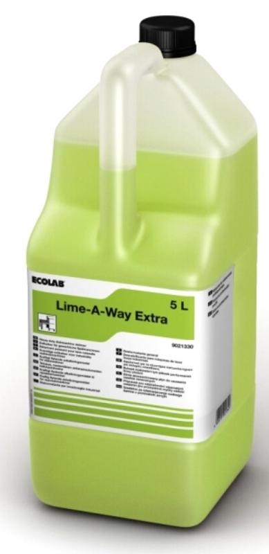 Lime-A-Way Extra 5L-odstranjevalec vodnega kamna