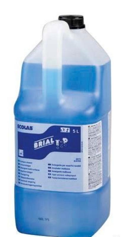 Brial Top 5L-čistilo za tla