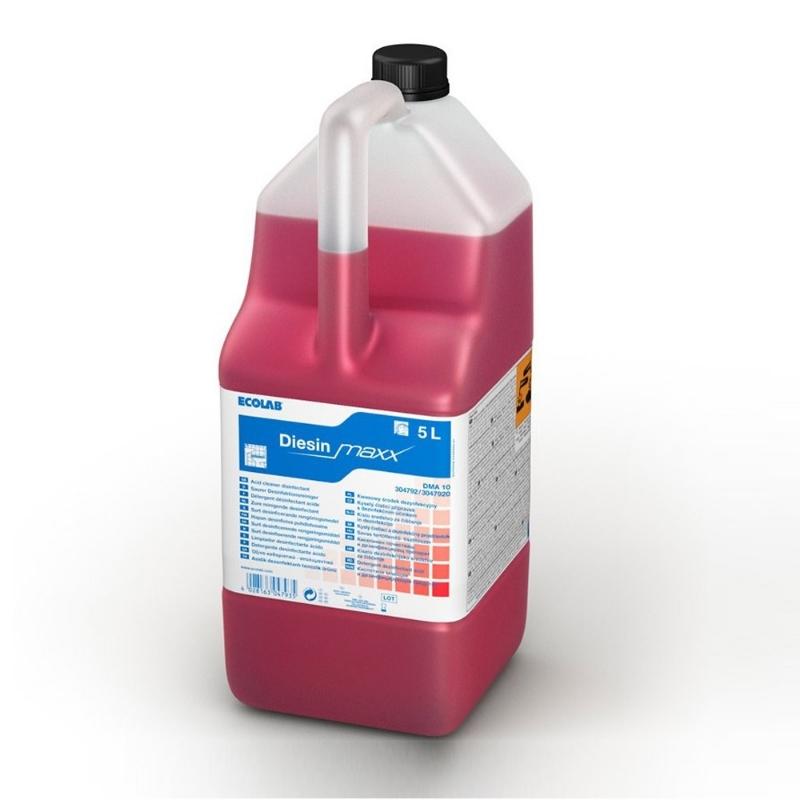 Diesin Maxx 5L-kislo sred.za čiščenje in dezinfekcijo