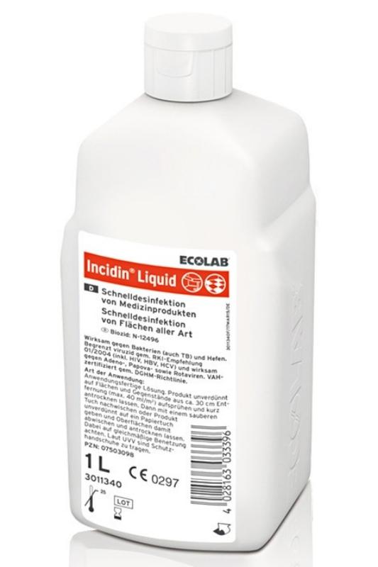 Incidin liquid 1L razkužilo