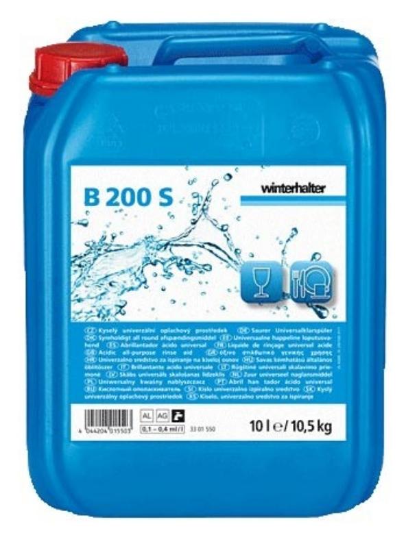 Gastronom B200S 10kg kislo izpiralno sredstvo