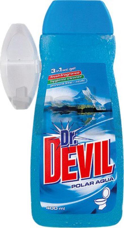 Dr.Devil WC gel 0,4L s polnilom