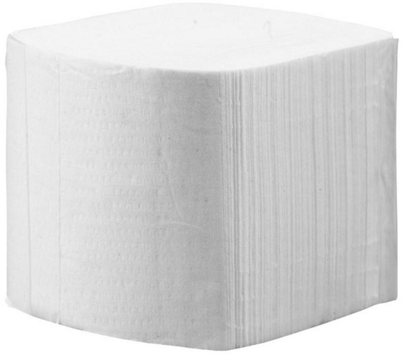 WC papir lističi 2-sl. 7500/1 P.