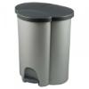 Koš za ločevanje odpadkov TRIO 2x17+1x6L