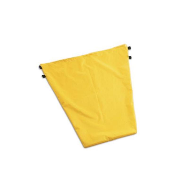 Vreča platnena 50L za voziček Nick - rumena