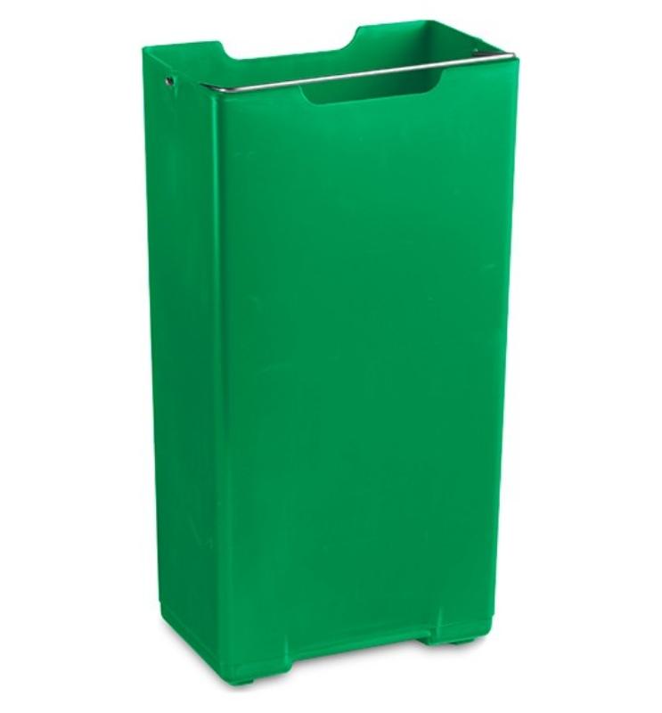 Koš 16L Vario-zelen