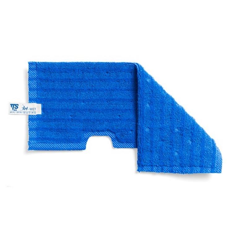 Krpa Tri-Wet mikro modra 45x20