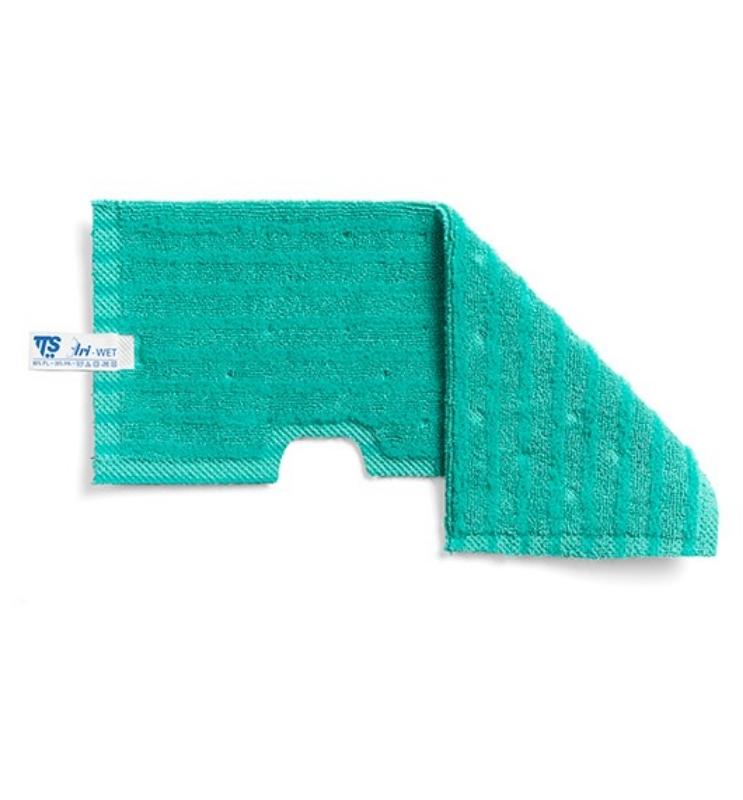 Krpa Tri-Wet mikro zelena 45x20