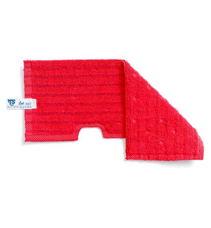 Krpa Tri-Wet mikro rdeča 45x20