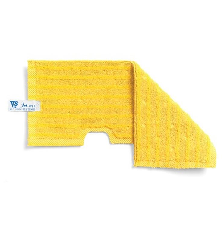 Krpa Tri-Wet mikro rumena 45x20