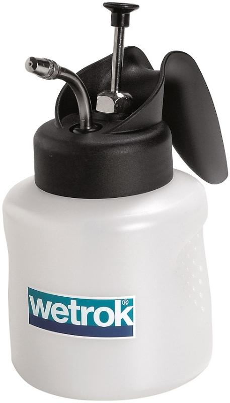 Plastenka z razpršilko 0,4L Wetrok