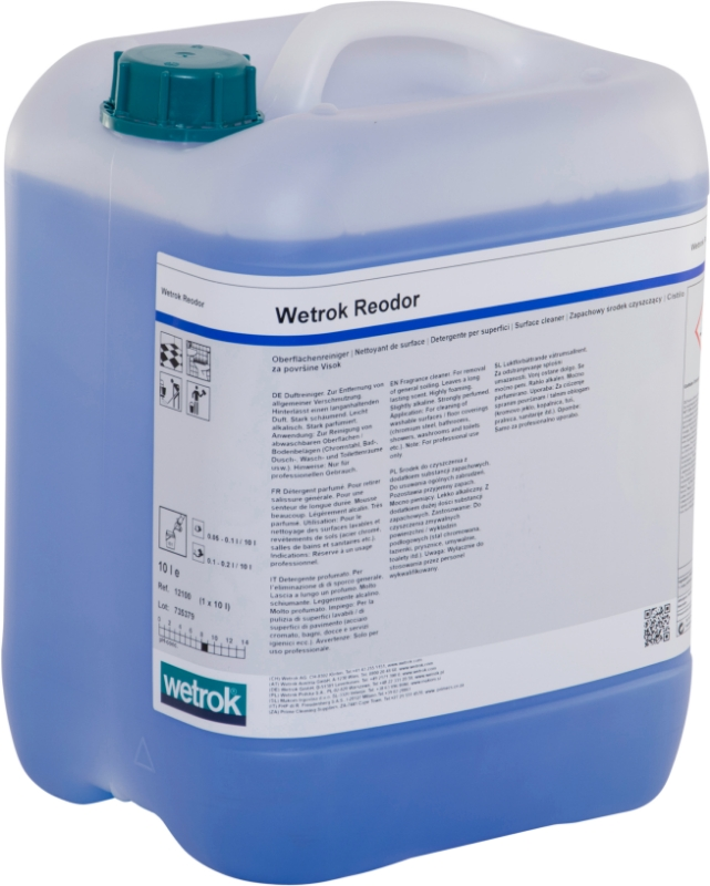Wetrok Reodor 10L