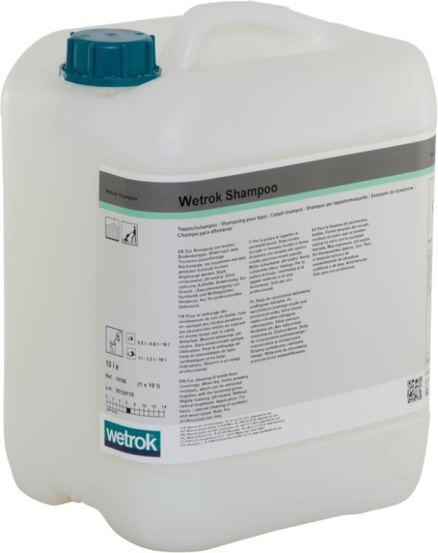 Wetrok Shampoo 10L