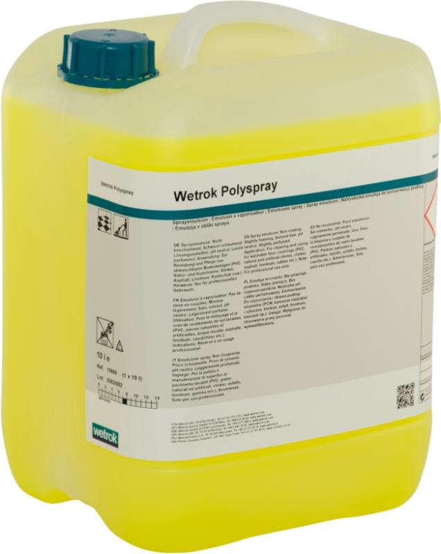 Wetrok Polyspray 10L