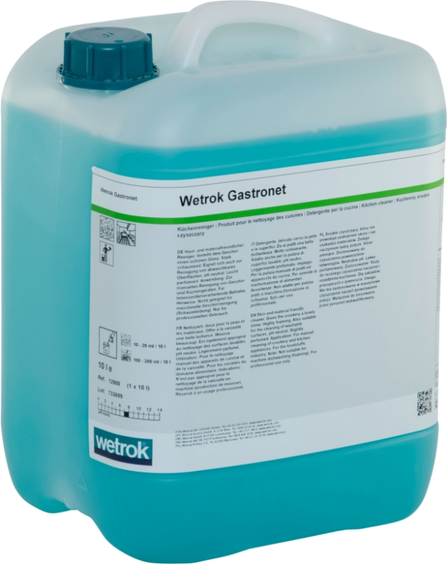 Wetrok Gastronet 10L