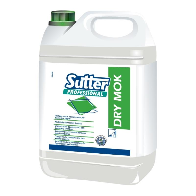 Sutter Dry-Mok 5L za suho čiščenje tekstila