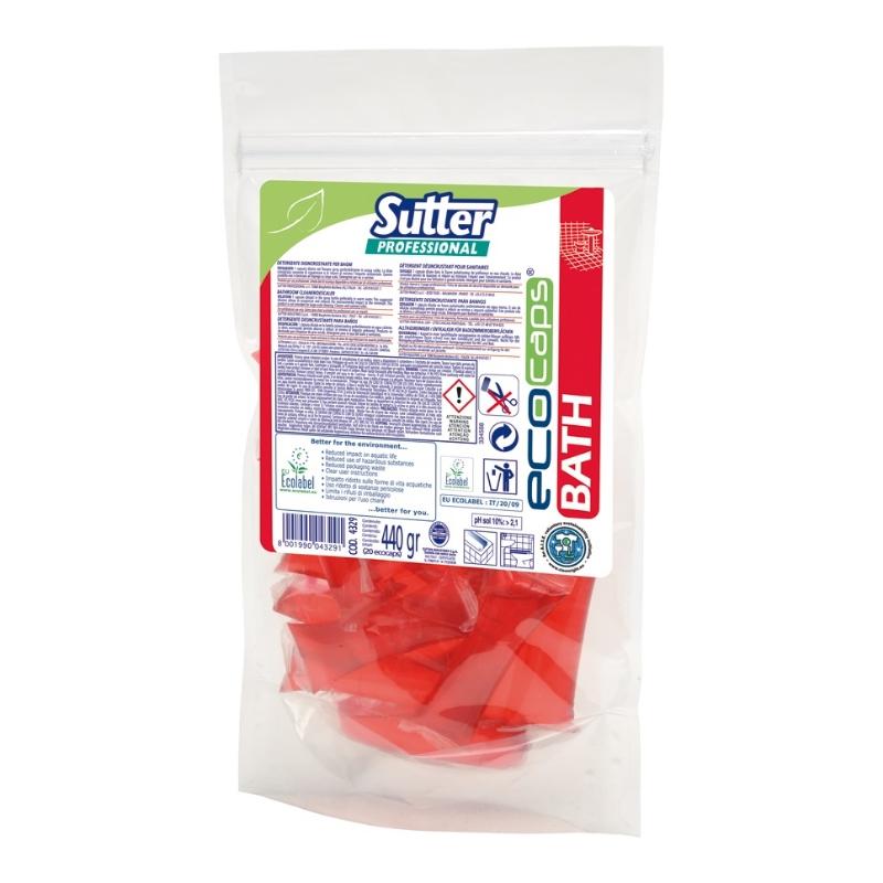 Sutter Bath Ecocaps Ecolabel 20x22ml