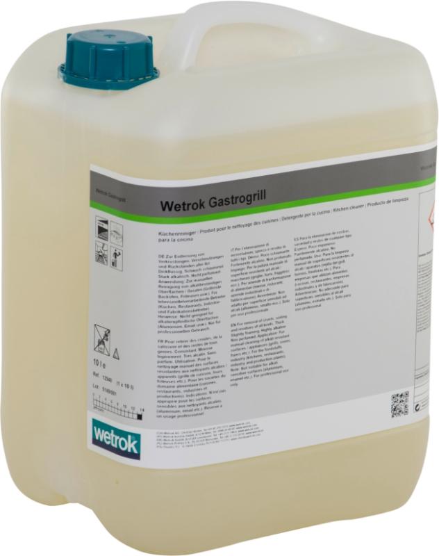 Wetrok Gastrogrill 10L