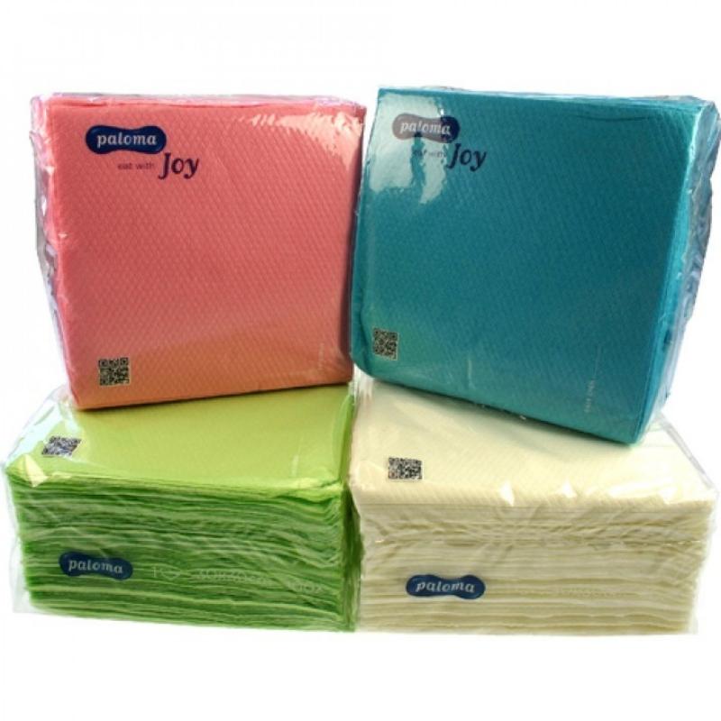 Serviete 30x30 barvne 1-sl. 30x100/1 P.