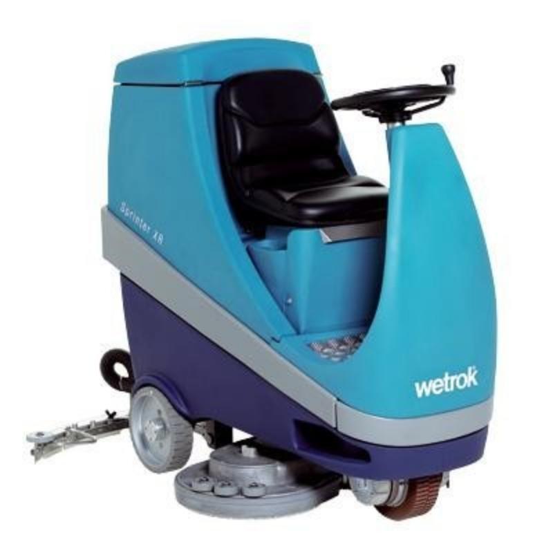 Stroj čistilni Sprinter XR-90 Twin Turbo Wetrok