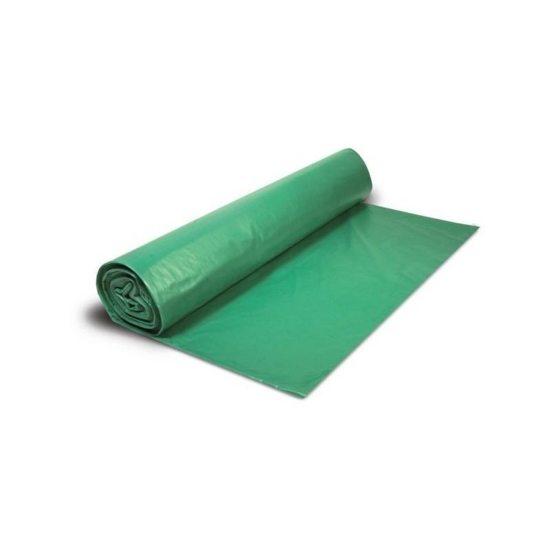 Vrečka za smeti LD 120L zelena 20/1