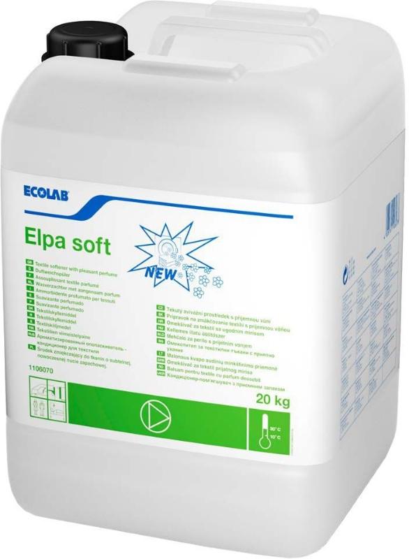Mehčalec 20L Elpa Soft