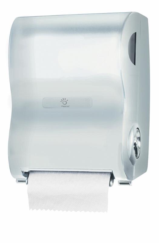 Podajalnik brisač autocut, Papernet