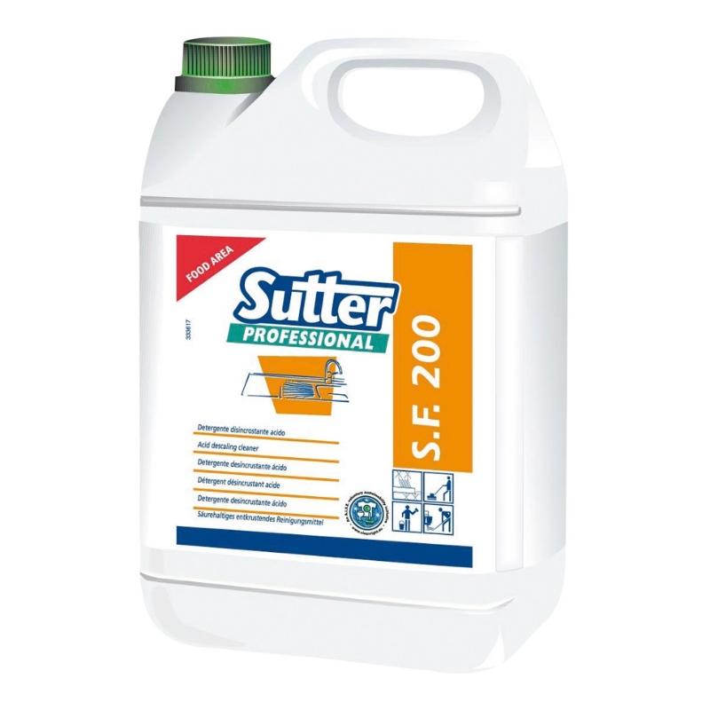 Tekoči detergent za pranje Clean Active 5L, Sutter