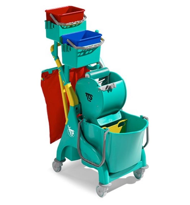 Čistilni voziček Nick Plus 61