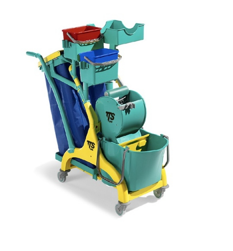Čistilni voziček Nick Star 310, TTS