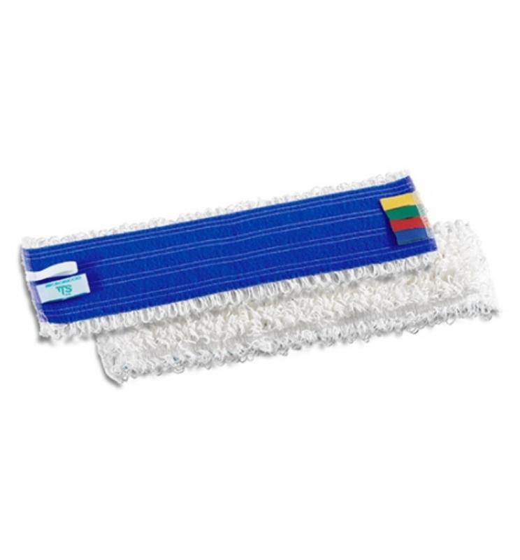 Krpa za trapezno brisalo za mokro čiščenje TTS Velcro