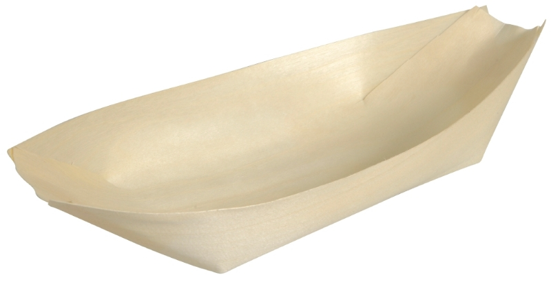 Lesen čolniček iz bambusa 11 cm, BIO, ABENA