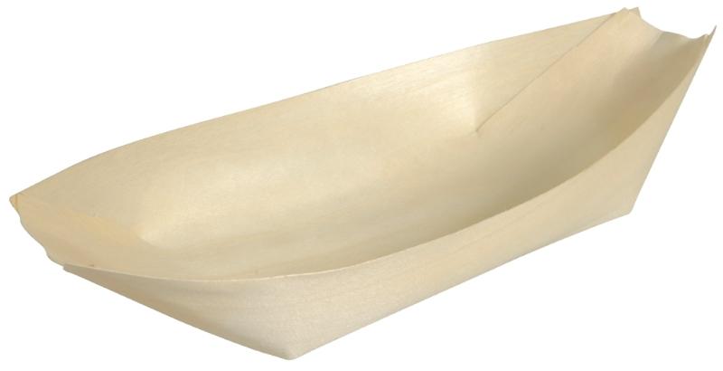 Lesen čolniček iz bambusa 14 cm, BIO, ABENA