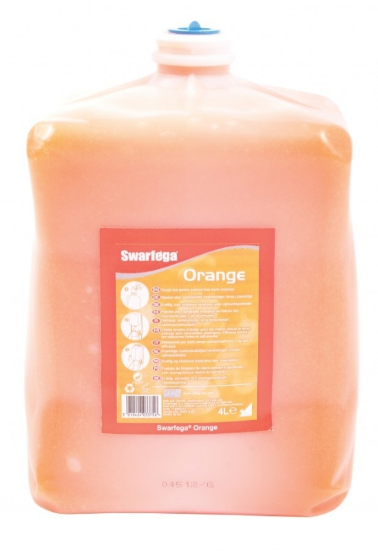 Industrijsko milo Swarfega Orange 4L, Deb-Stoko