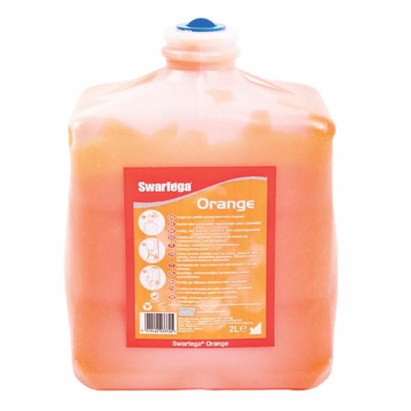 Industrijsko milo Swarfega Orange 2L, Deb-Stoko
