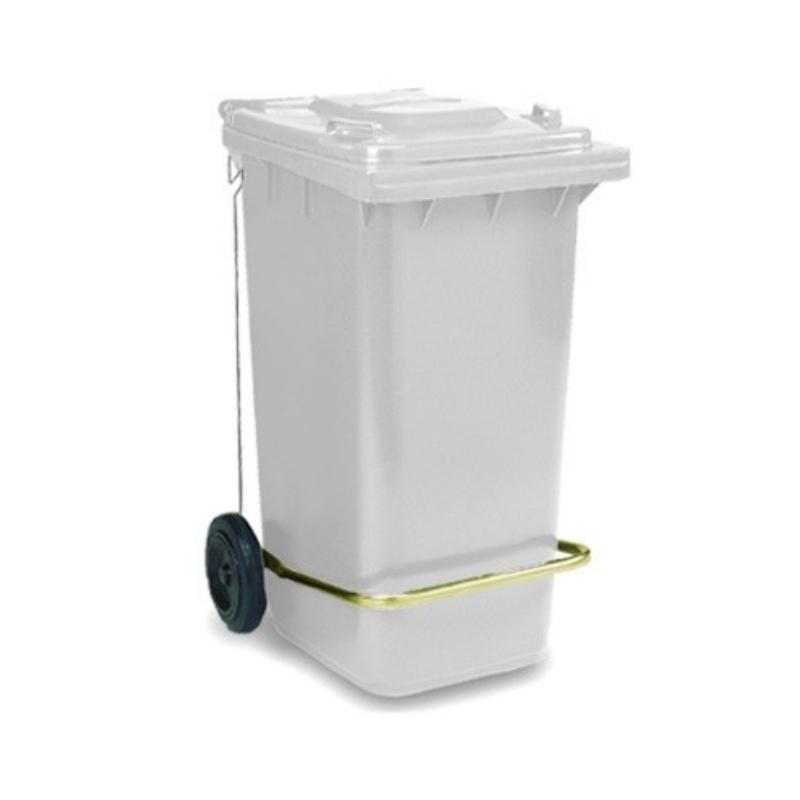Bel smetnjak s pedalko 120L, TTS