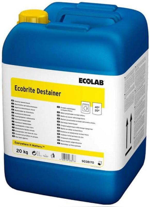 Ecobrite destainer 20kg AL