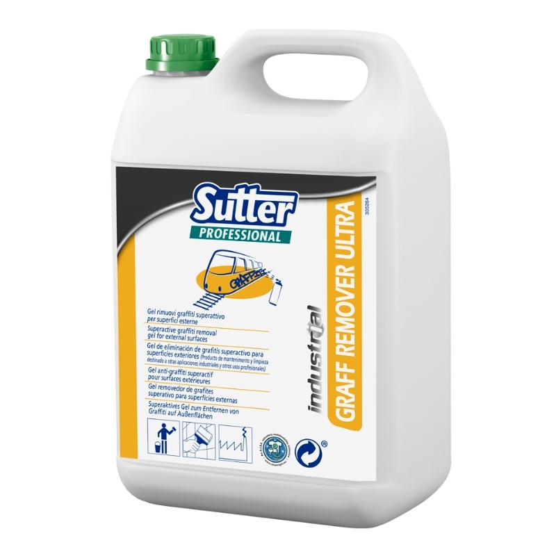 Odstranjevalec grafitov Graff Remover Ultra 5L, Sutter