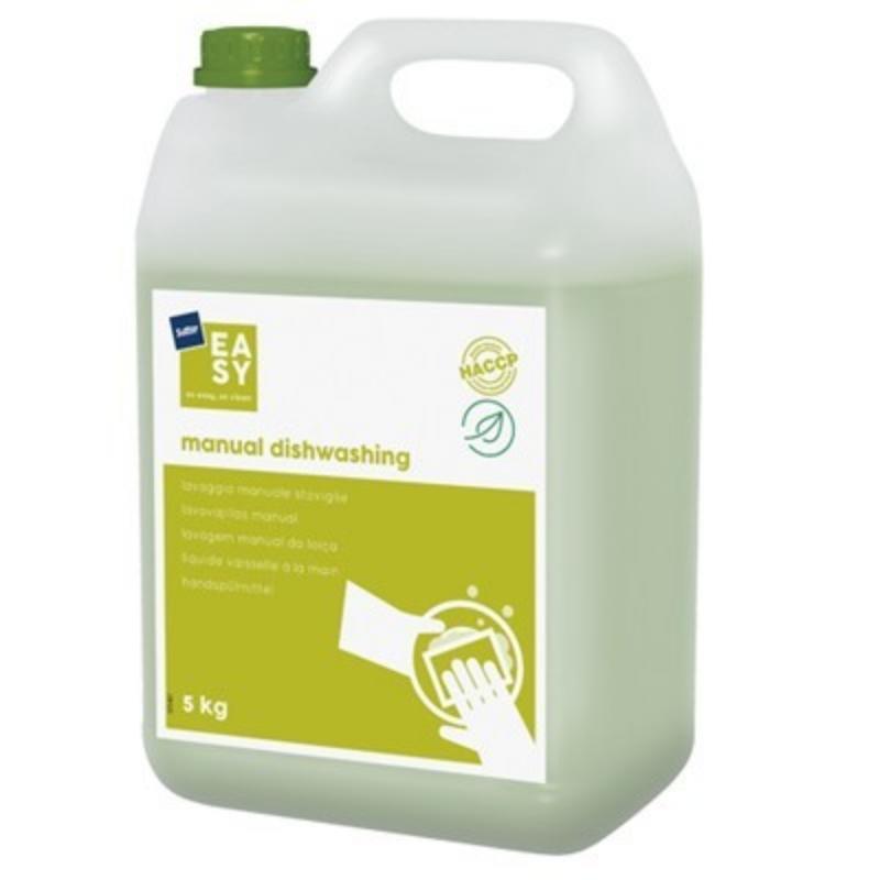 Detergent za ročno pomivanje posode Manual Dishwashing 5kg, Sutter EASY