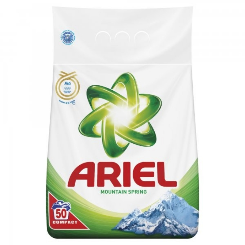 Pralni prašek Ariel Mountain Spring 3,5kg