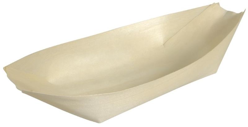 Leseni čolniček S