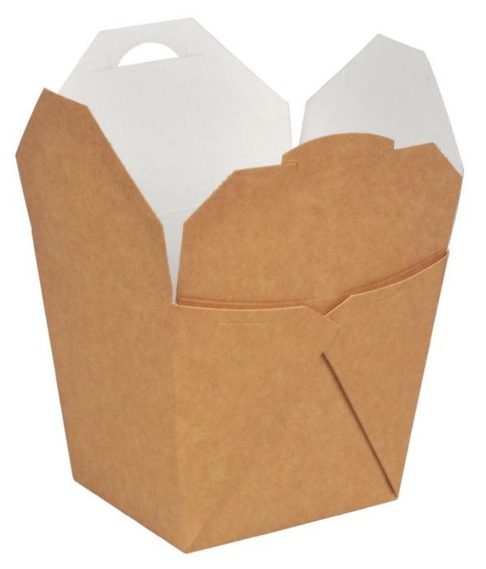 Embalaža za prenos hrane iz papirja S