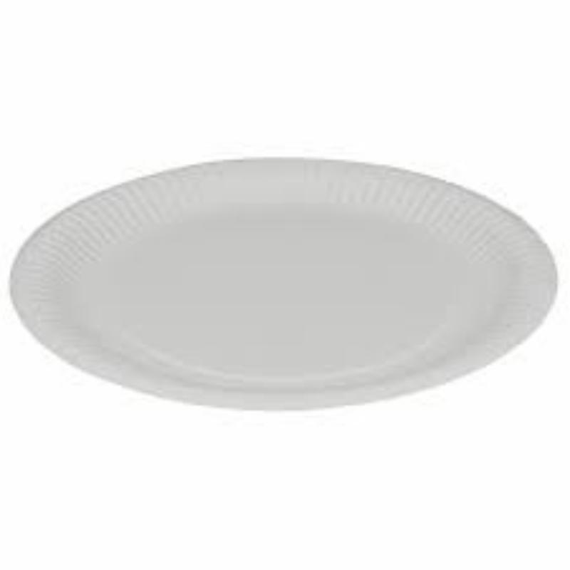Plitev krožnik z glinenim premazom BIO, ovalen, 23 cm