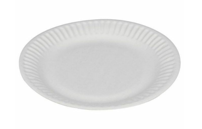 Plitev krožnik z glinenim premazom BIO, ovalen, 15 cm