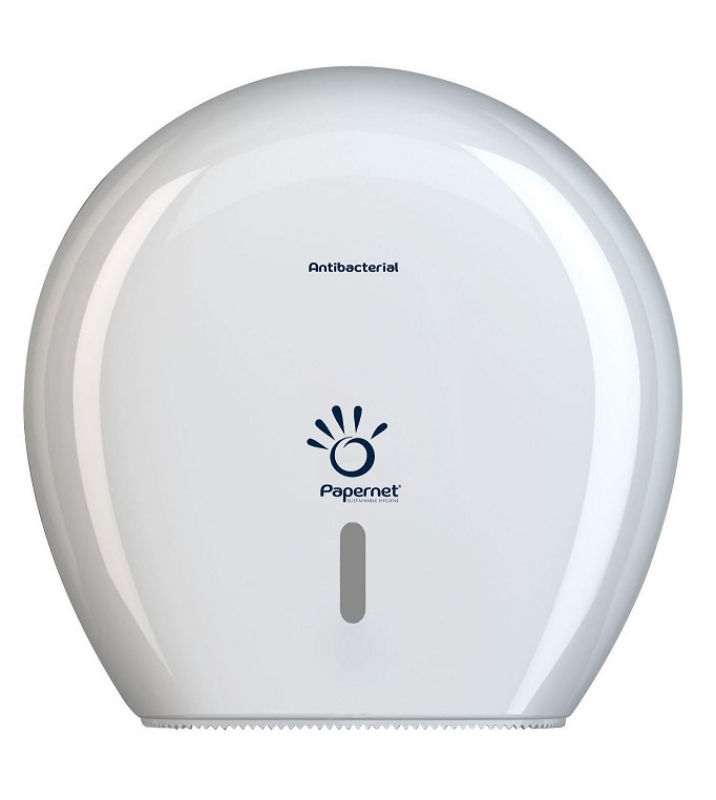 Podajalnik WC papirja Maxi Jumbo Hytech, Papernet